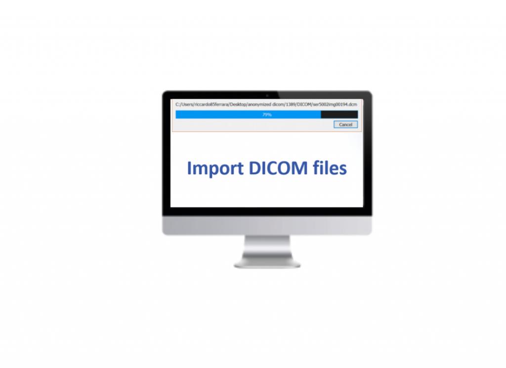 Step 1: Import Dicom